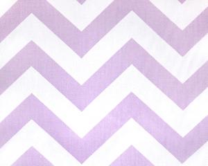 Lavender Chevron Design Your Own Duvet!