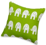 Elephant Pillow by American Made Dorm